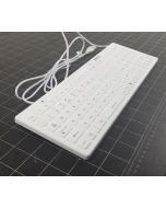 Antibacterial Keyboard, Backlit Medical Keyboard, USB