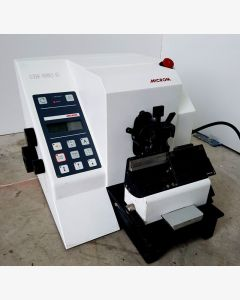 Micron 350S Automatic Microtome Similar to Thermo 355S