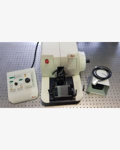 LEICA RM 2165 fully motorized rotary microtome