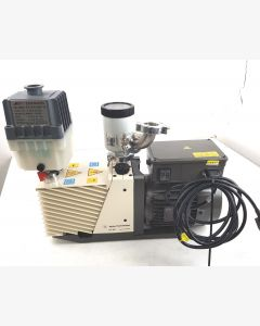Agilent Technologies / Varian DS302 Dual Stage Rotary Vane Vacuum Pump, Single Phase