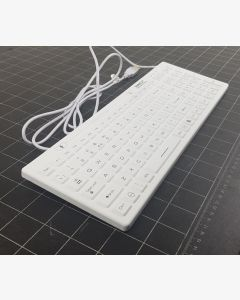 Antibacterial Keyboard, Backlit Medical Keyboard, USB