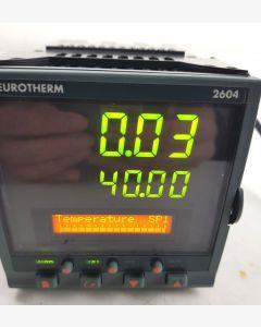 Eurotherm 2604, Advanced Process Controller / Programmer