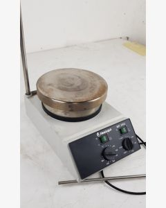 Heidolph MR3002C Magnetic Stirring Hotplate with contact thermometer and stand