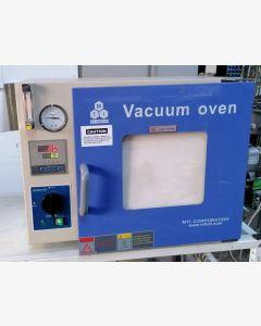 MTI DZF-6020-HT/500 High temp Vacuum Oven