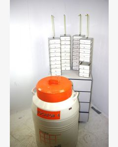 Locator 4 Cryo storage Liquid Nitrogen Dewar