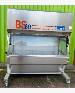 Tecniplast BS60 Class 2 Laminar Flow Safety Cabinet
