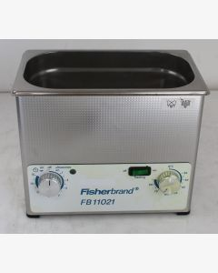 Fisherbrand FB 11021 Heated Ultrasonic Bath