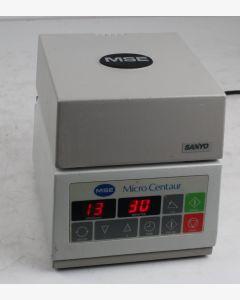 MSE Sanyo Micro Centaur Centrifuge
