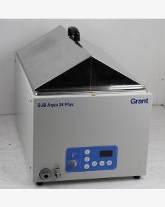 Grant SUB Aqua 26 Plus unstirred heated water bath