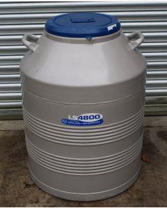Taylor Wharton LS4800 Liquid Nitrogen Dewar