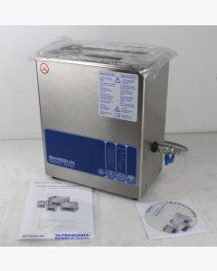 Bandelin Sonorex Digitec DT103H 35kHz heated ultrasonic bath