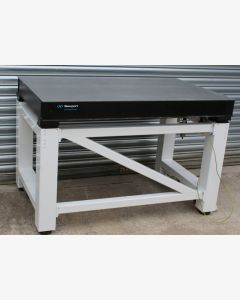 Newport RG Damped Breadboard Optical Table System with Pneumatic Isolation