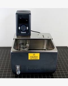 Grant T100 with STL12 Heated Circulating Waterbath