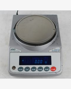 AND FX-3000i WP Precision Balance