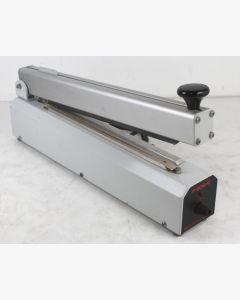 Packer P300-C Industrial Impulse Heat Sealer with Cutter