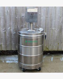 TA Instruments LN2P Liquid Nitrogen pump with Cryofab CFL-50 Liquid Nitrogen dewar