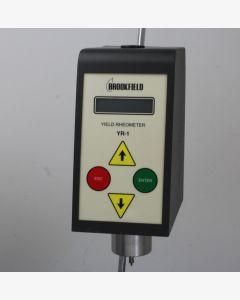 Brookfield YR-1 Yield Stress Rheometer
