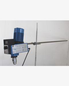 IKA RW 20 DZM digital overhead stirrer with 75cm boom