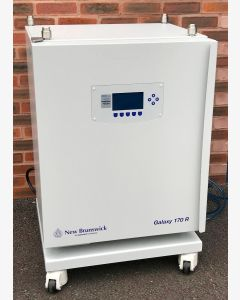 Eppendorff New Brunswick Galaxy 170R CO2 Incubator with frame and casters