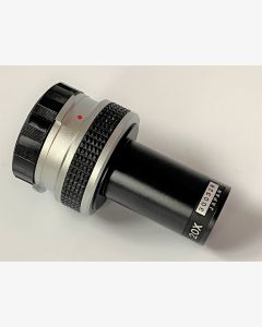 Mitutoyo 172-203 20x projection lens set