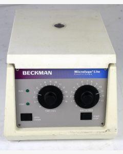 Beckman Microfuge Lite Centrifuge
