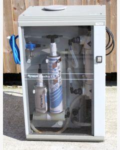 Fistreem AquaRec UV Water Recirculation Deionisation System.