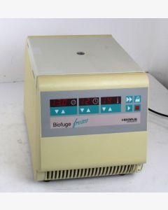 Heraeus Biofuge Fresco Bench Top Refrigerated Microlitre Centrifuge