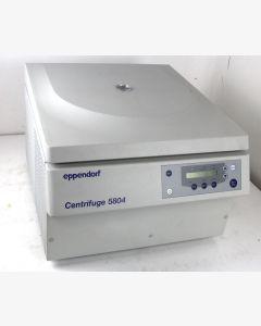 eppendorf Centrifuge 5804