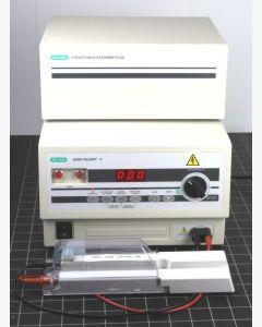 BIO-RAD Gene Pulser II Electroporator and Capacitance Extender Plus