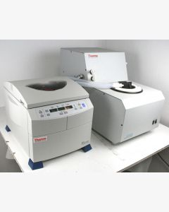 Thermo Savant SpeedVac Concentrator and Thermo Universal Vacuum System UVS400A