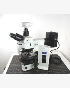 Olympus BX51 Microscope, Phase Contrast, and Camera