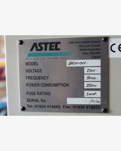 Astec BFC-10 Fume Hood