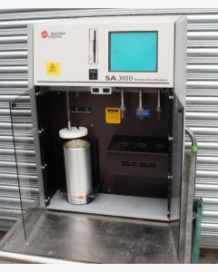Beckman Coulter SA3100 Surface Area Analyser