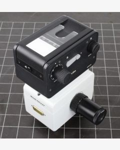 Wild Leitz MPS51 Microscope adapter with 402040 35mm Camera