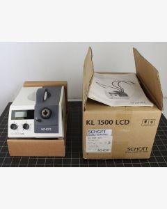 Schott KL1500 LCD  Cold Light Source (120 Volt)
