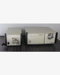 Gilson 306 HPLC Pump and 811C Dynamic Mixer