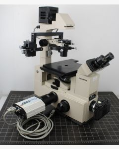 Olympus IMT-2 Inverted Microscope