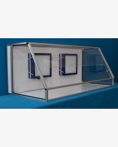 Mediaway Fume and Powder Cabinet