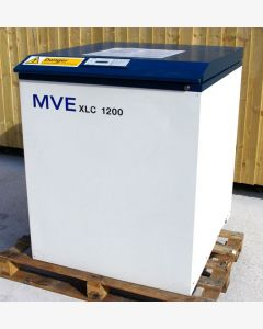 MVE XLC1200 Cryo Preservation Liquid Nitrogen Freezer