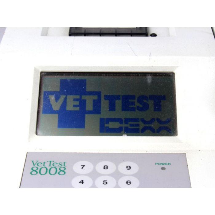Idexx Vet Test 8008