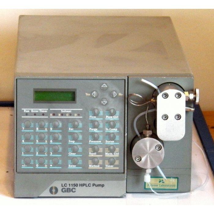 GBC Scientific Equipment LC1150 HPLC Pump