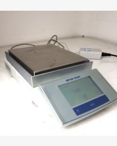 Mettler Toledo Precision Balance XS802S  TOP PAN 230V 50-60Hz 810g 0.01g