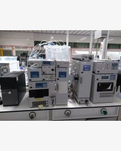 Jasco Supercritical Fluid Chromatography SFC System