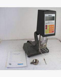 Brookfield DV-III+ Programmable Rheometer
